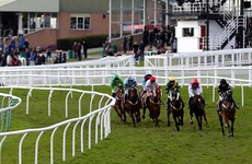 UK racing shutdown extended into May