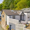 Back to nature: Renovated barn in Wicklow with views of forest and sea
