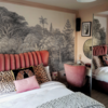 'It's inspired by a family trip to Bali': Rachel shares her daughter's jungle-themed bedroom
