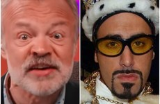 Sofa Watch: Patrick Stewart beams down to Graham's house and Ali G's in da archives