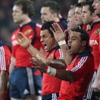 'It was special doing the haka and facing guys I played with in New Zealand'