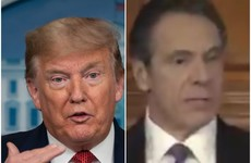 Trump backs anti-lockdown protests after clashing with New York governor Andrew Cuomo