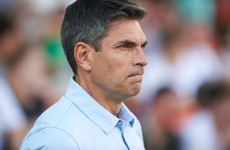 Mauricio Pellegrino replaces former Man United star at Velez Sarsfield