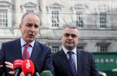 Fianna Fáil leadership can't say if a postal vote for members on a Fine Gael coalition will happen