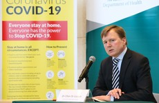 Lifting restrictions will be 'slow and controlled', Covid-19 advisory group chairman says
