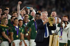 World Rugby chairman Beaumont says coronavirus pandemic could spark calendar reform