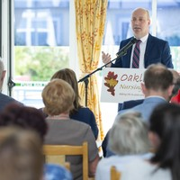 Cork nursing home first to pilot new Covid-19 early warning software for staff
