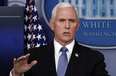 Democratic governor slams Pence claims that US has sufficient Covid-19 testing as 'delusional'
