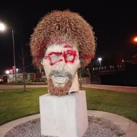 'Really unbelievable': The statue of Luke Kelly has been vandalised again