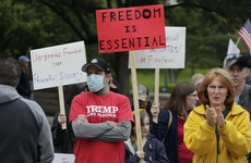 Explainer: Why are people protesting against Covid-19 lockdowns in the US?