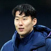 Tottenham star Son begins military training - report