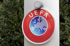 Uefa chief Ceferin said leagues ready to play behind closed doors