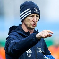 Cullen confirms Leinster haven't made any new signings for next season