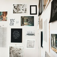 'Lay everything out on the floor first': A masterclass in creating your first gallery wall