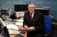 Sean O'Rourke has announced he's retiring from RTÉ