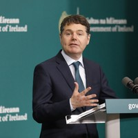 Donohoe says 'severe recession' hitting Ireland as GDP set to fall 10.5% and unemployment to peak at 22%
