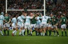 The Ireland vs Argentina Story: how the rivalry began