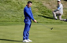 'Ryder Cup without fans is not a Ryder Cup. I would rather delay it until 2021' - McIlroy