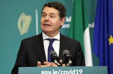 Donohoe describes predicted 22% unemployment rate as 'horrific'