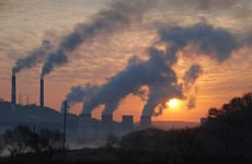 Greenhouse gas emissions from Irish power generation and industrial companies fell by 8.7% last year