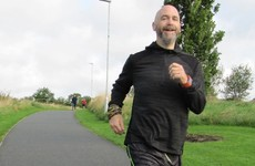 'It's life-giving': Meath man runs 66km charity ultra-marathon within 2km radius of home