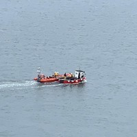 Fisherman rescued by RNLI lifeboat after vessel suffered engine failure