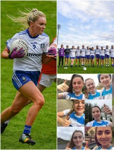 Running together while staying apart, working on the frontline and pride after mother's Laochra Gael