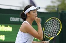 Olympics more exciting than Wimbledon - Peng