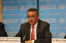Coronavirus will be with us a for a long time to come, according to World Health Organisation chief