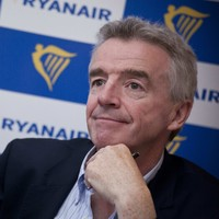 'An idiotic idea': Michael O'Leary says Ryanair won't return to flying if middle seats must be left empty