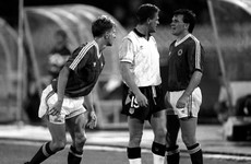 Ireland's classic World Cup matches to be shown on TG4