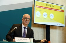 Coronavirus: 37 deaths, a further 185 'probable deaths' and 577 new cases confirmed in Ireland