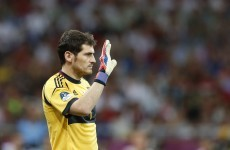 'Respect for Italy': Casillas shows true class by asking officials to blow final whistle early