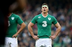 'It was never a guarantee with Ireland, it was more that carrot dangling there'