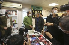 Hong Kong bookseller defies Beijing orders and reopens bookshop in Taiwan