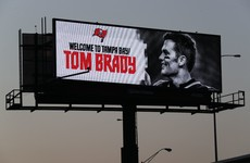 'Couldn't help but investigate a GOAT running wild' - Tampa Mayor apologises to Brady