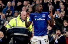 Everton brand Moise Kean's lockdown partying as 'unacceptable'