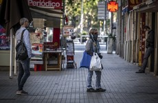 Spain's daily virus death toll drops to 288 - the country's lowest in a month