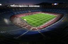 Mike Tyson's cannabis company interested in buying naming rights to Nou Camp