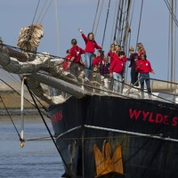 Dutch students forced to sail home from the Caribbean due to Covid-19 arrive safe and sound