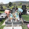 Cemeteries reopen in NI following pressure from public and church leaders