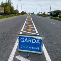 Three men arrested following car chase after failing to stop at Covid-19 checkpoint