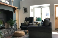 'Light pours in during the summer': Deirdre shares a favourite space in her cosy Galway cottage
