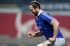 Ex-Munster lock Hayes finishes joint-top try scorer in AIL's Division 1A