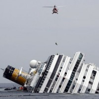 Costa Concordia 'sailed with watertight doors open and unapproved maps'