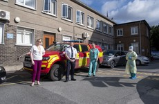 Rotunda Hospital launches drive-through Covid-19 testing service for Dublin Fire Brigade staff