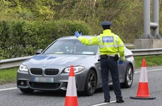 'Speed limits still apply': Thousands of checkpoints in operation to ensure compliance with restrictions