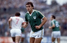 Former Ireland international Michael Robinson dies aged 61