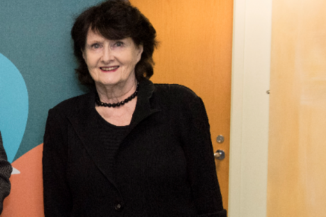 Eavan Boland also became a Professor at Stanford University.