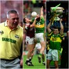 Listening to Johnny Cash with Páidí Ó Sé, trash talk in Irish and lifting Sam Maguire on the pitch